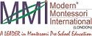 MODERN MONTESSORI INTERNATIONAL (LONDON) NIGERIAN CENTRES