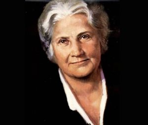 Dr Maria Montessori