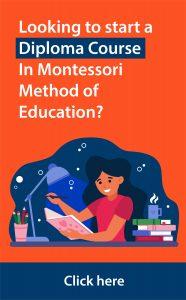 diploma in montessori education